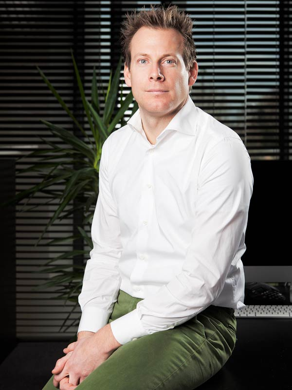 Kristof Van den Brande - CEO - BVI.BE