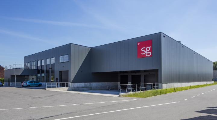 SG Lighting Bedrijfsgebouw