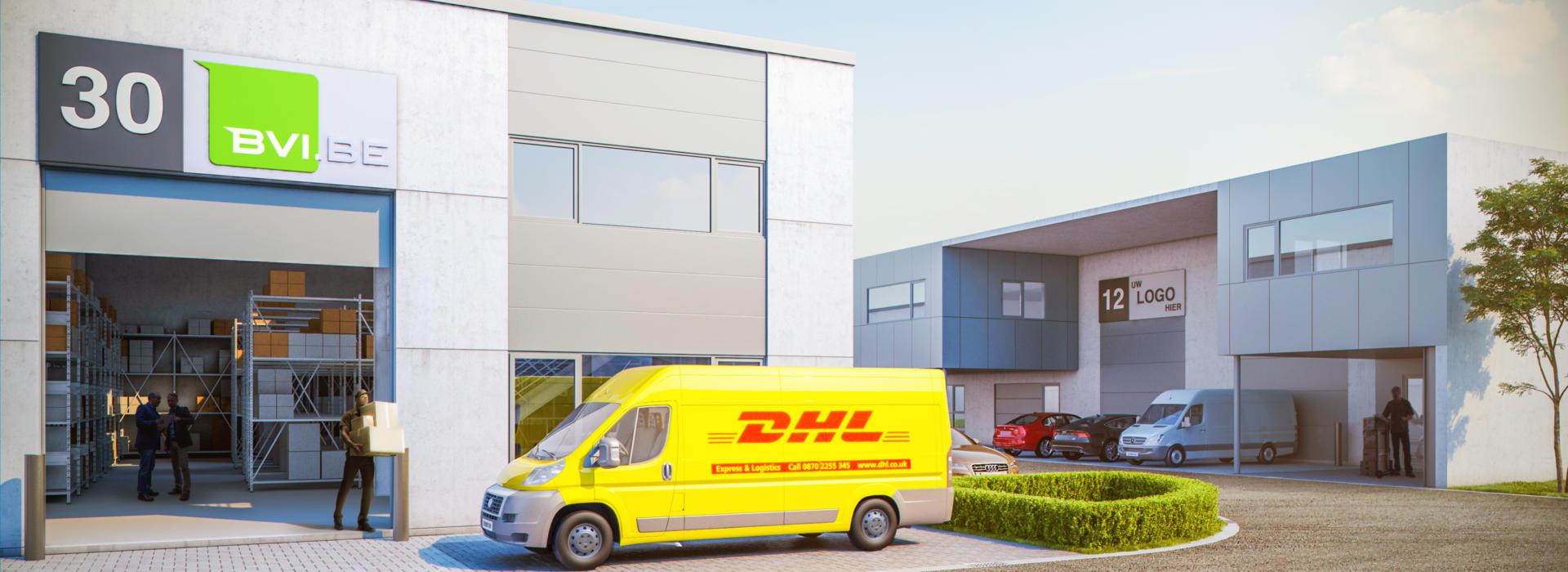 BVI.BE presenteert te Aalter: Lancering nieuw KMO-park!