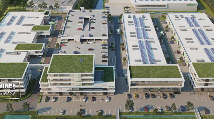 Gewerbegebiet Gate 7 zieht zwei größere IT-Unternehmen an