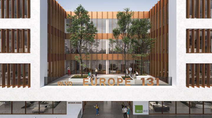 GREEN BUSINESS PARK PARC DE L'EUROPE