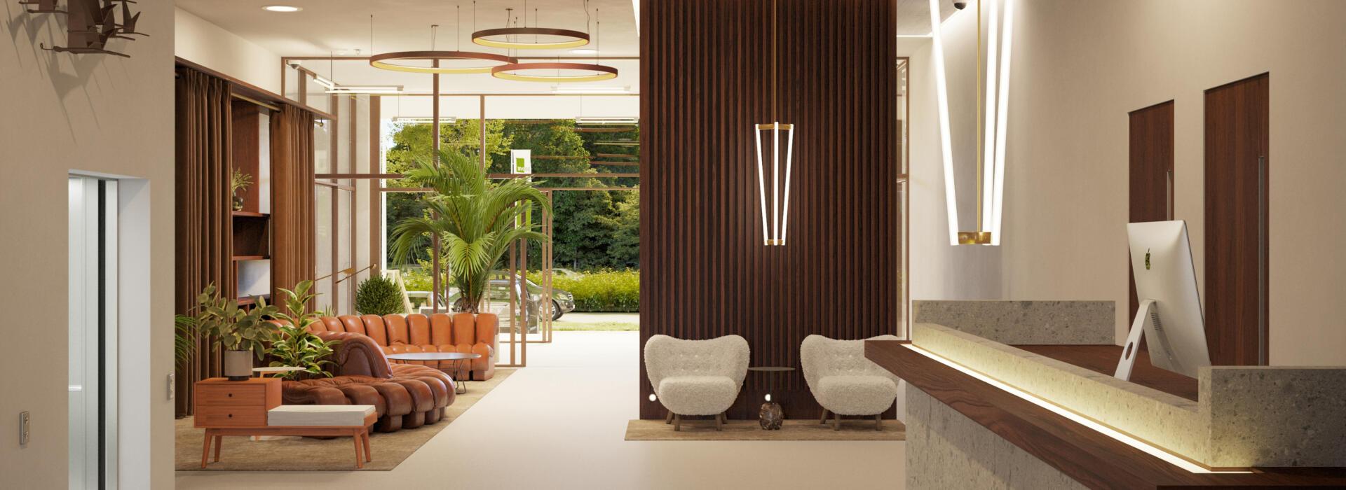 entrance 1_architecture
