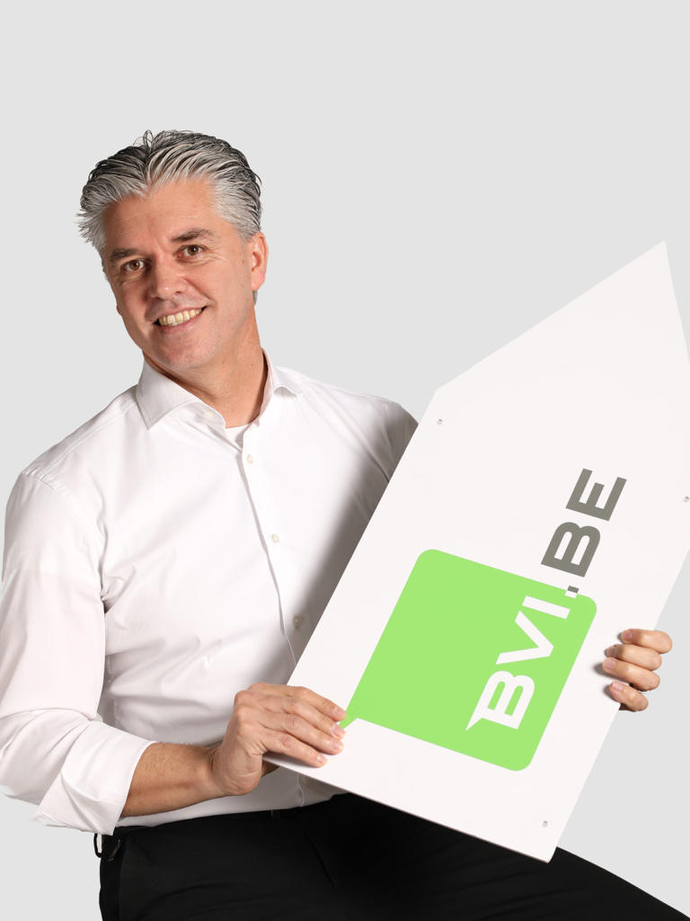 Erik Everaert - Managing Director - BVI.BE