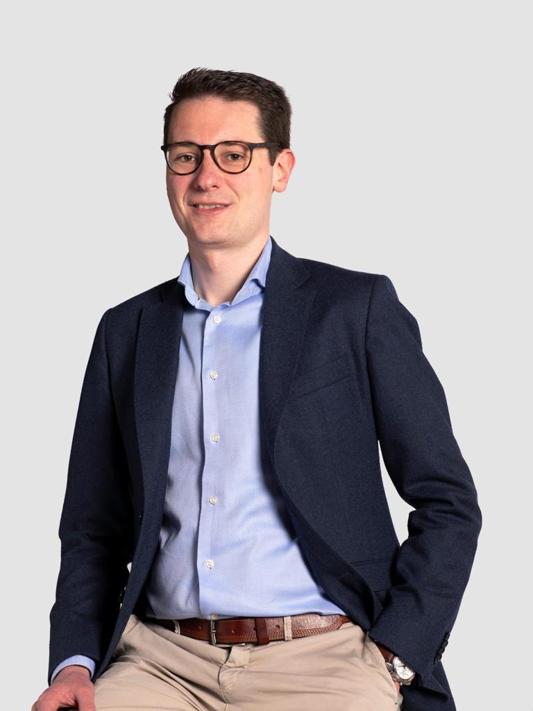 Jurgen Mesens - CEO - Chief Executive Officer - BVI.BE
