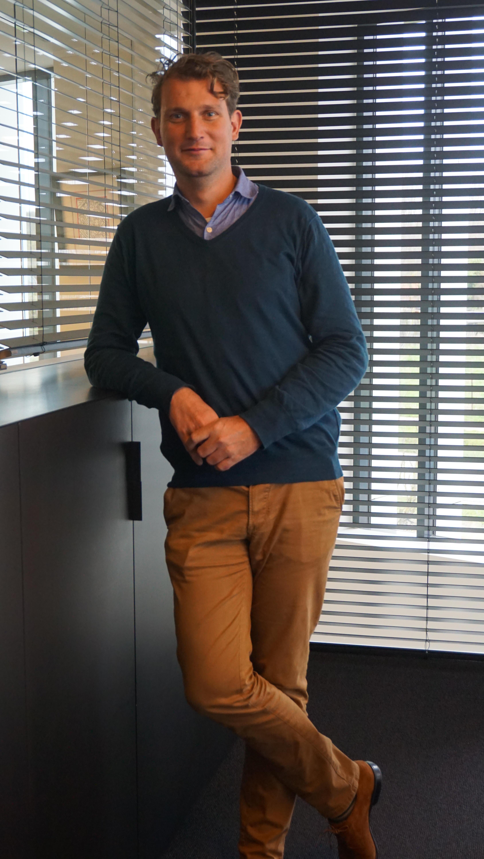 Bart Plasmans - Development Manager - BVI.BE