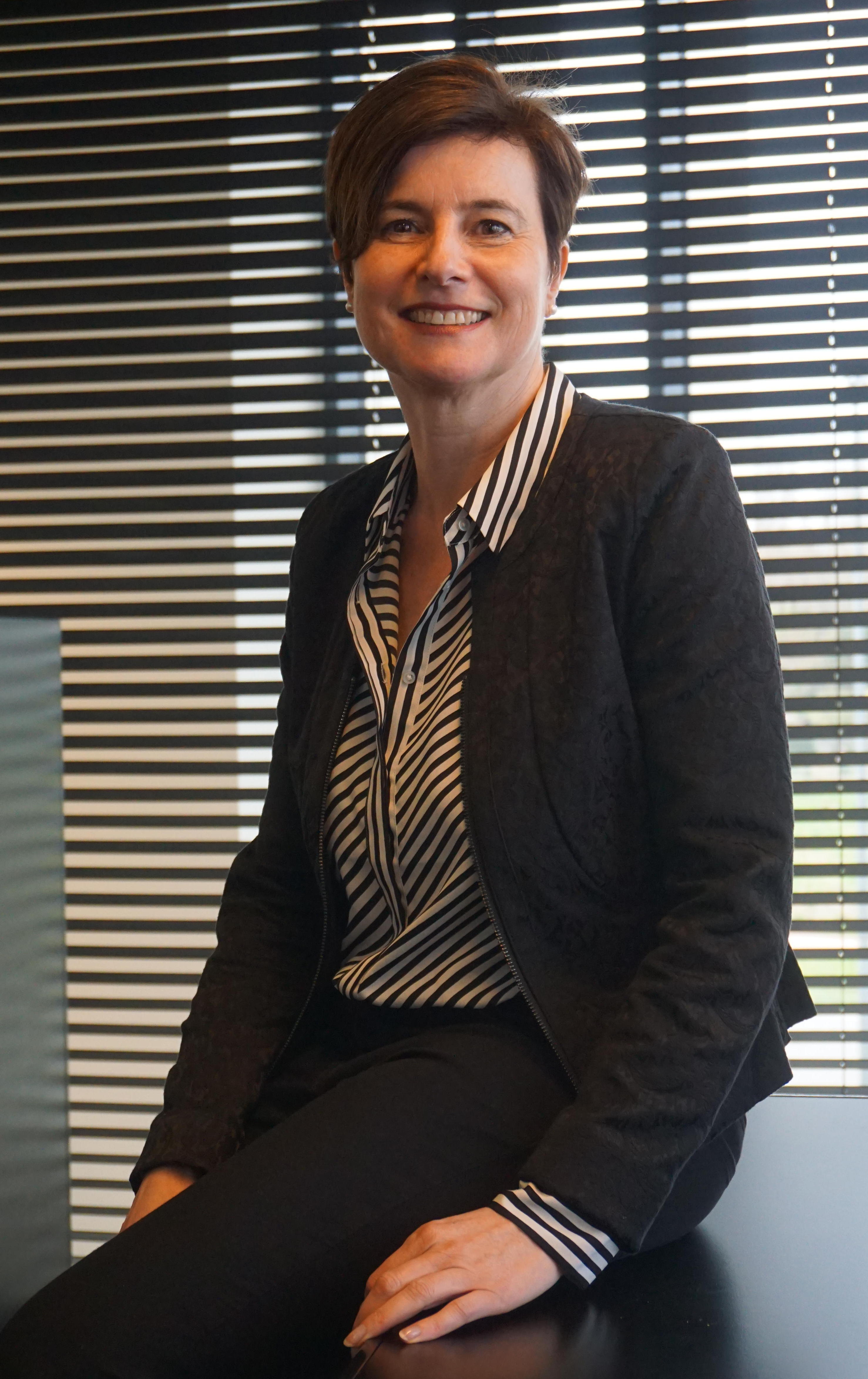 Birgit Andriessen - PA to the MD - Manager Communication & Innovation - BVI.BE