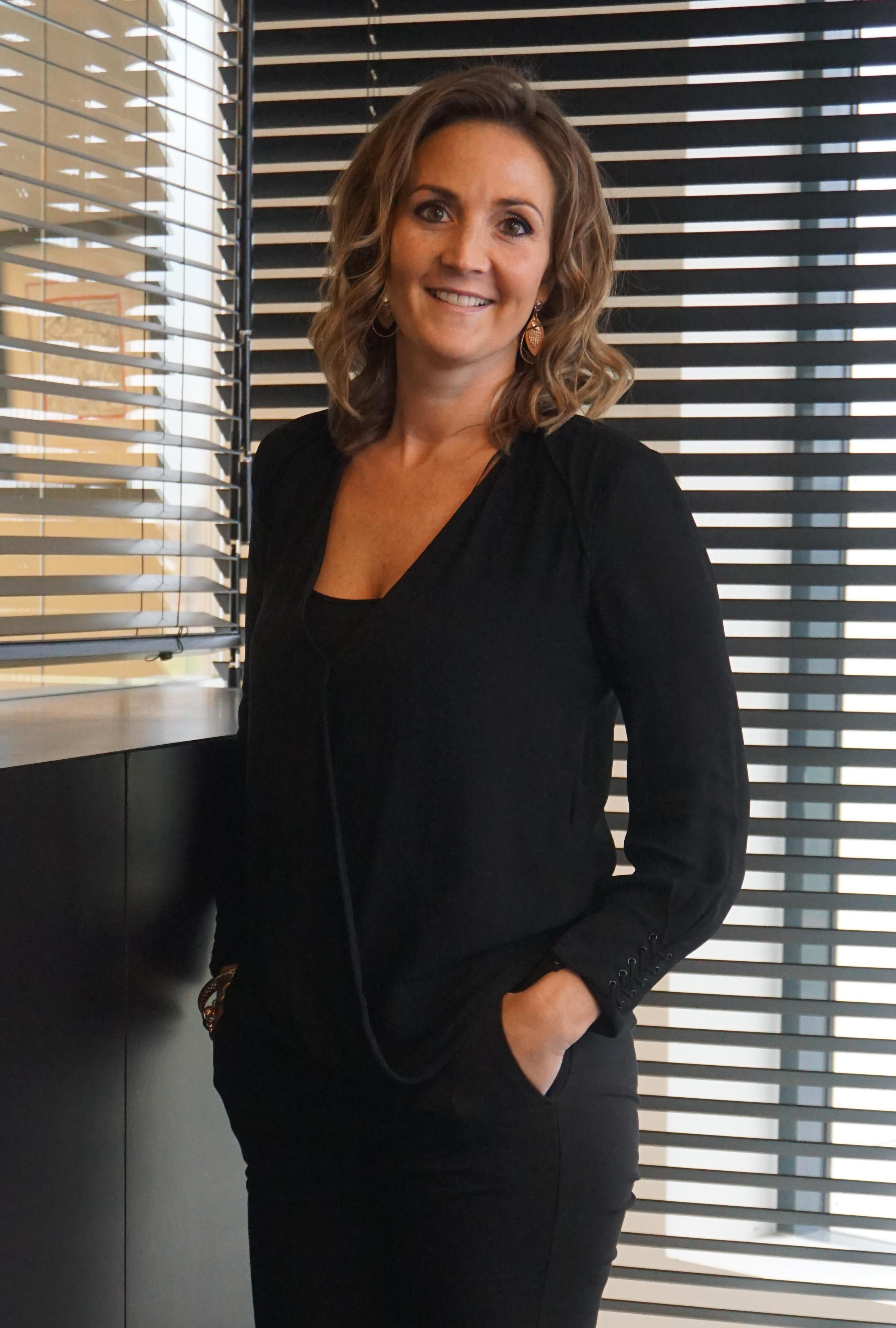 Tricia Van Damme - CCO - Chief Commercial Officer - BVI.BE
