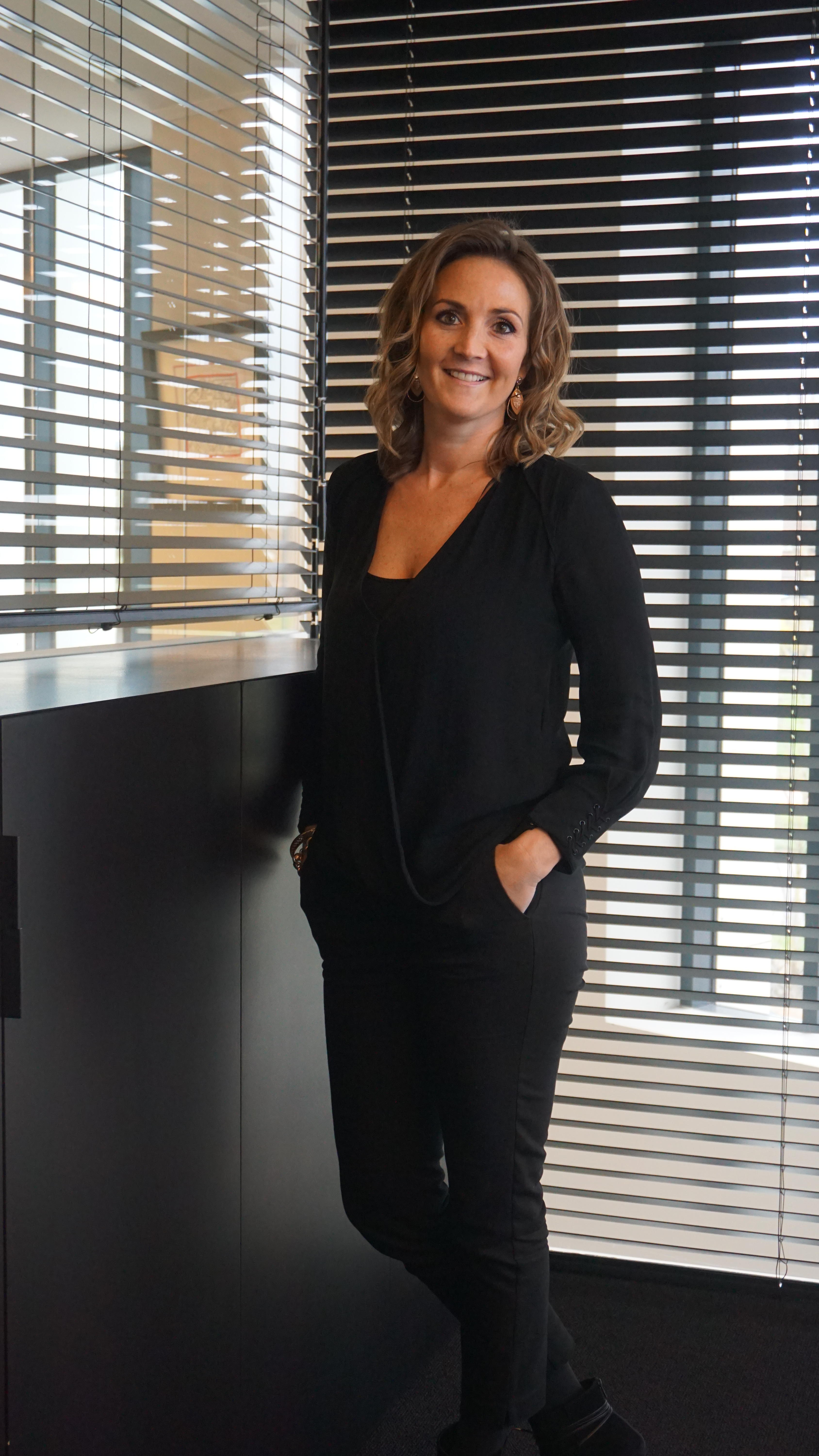 Tricia Van Damme - Sales & Marketing Manager - BVI.BE