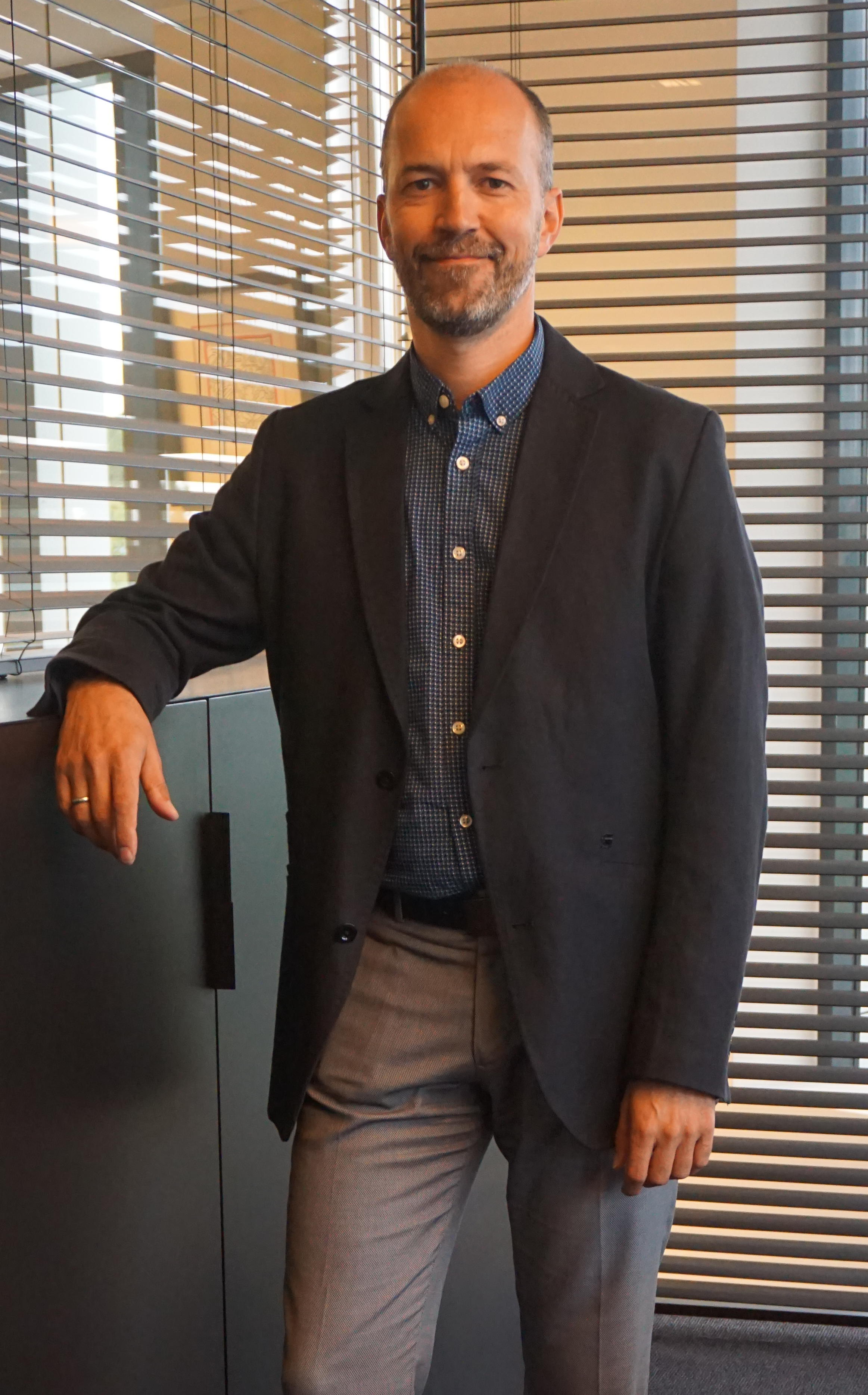 Gunter Hofkens - CTO - Chief Technical Officer - BVI.BE