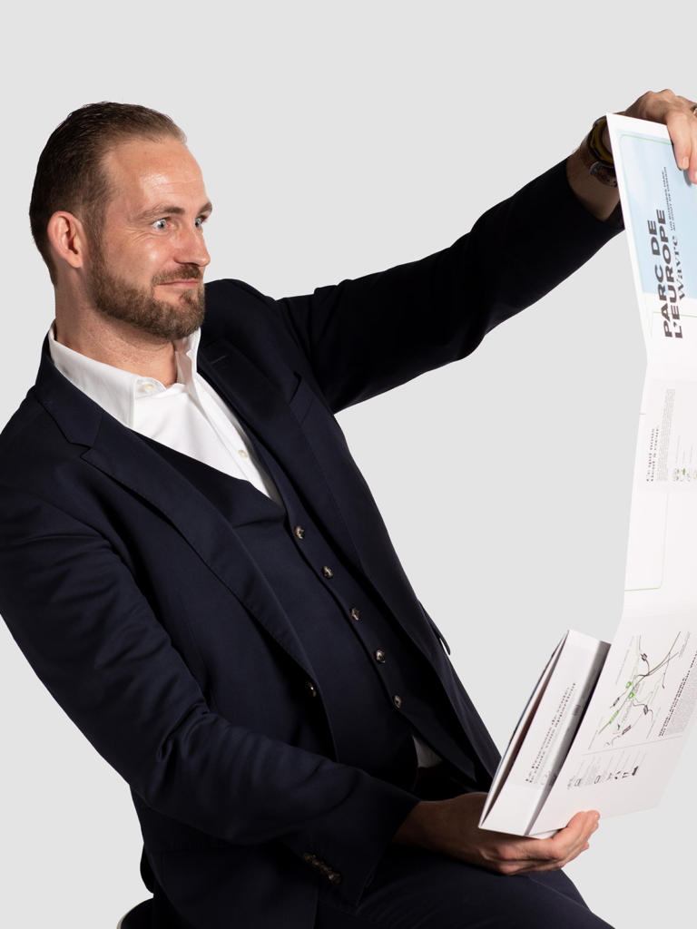 Bert De Nijs - Chief Acquisition Officer - BVI.BE