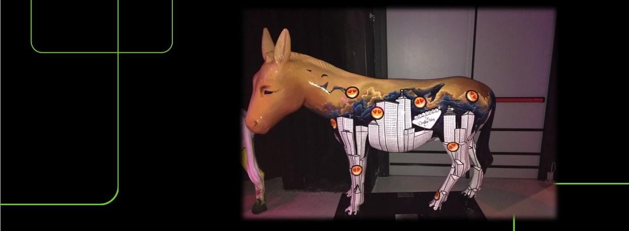Geslaagde veilingavond Donkey Parade