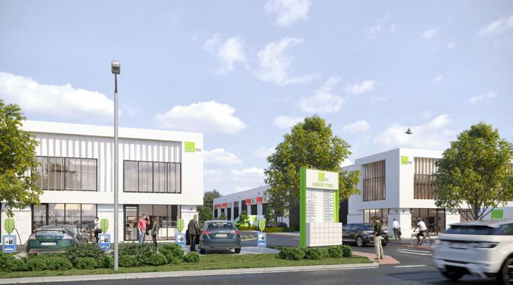 HLN.be: Nieuwe industriezone Assent in de maak