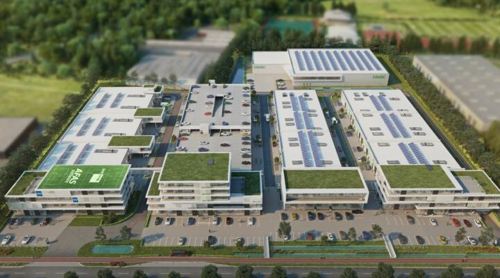 Silicon(tich) Valley | informaticabedrijven AFAS & Cheops verhuizen naar Gate 7