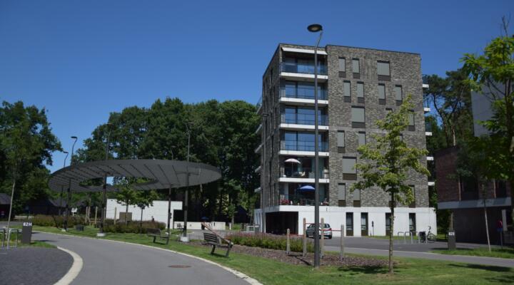 Serviceflats | Van Hemelrijcklei
