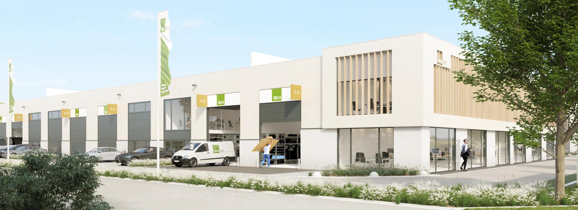 Webinar bedrijvenpark Assent in Bekkevoort | vrijdag 30 oktober van 15-16 uur