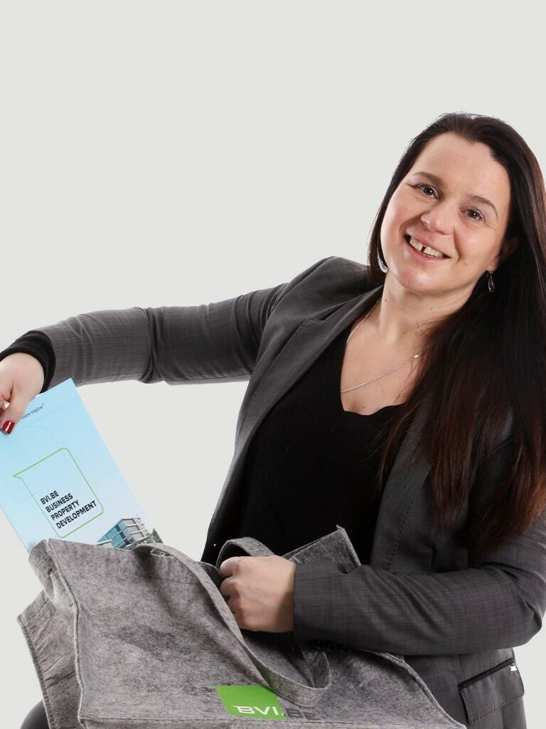 Sylvie Bratic - Project Developer - BVI.BE