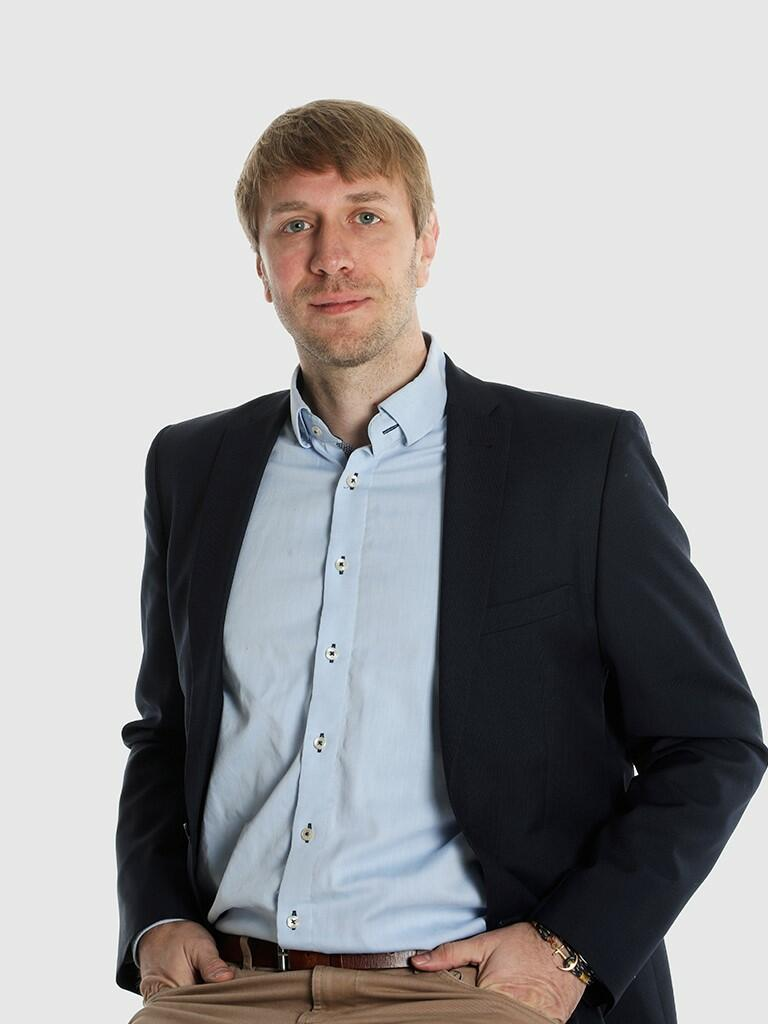 Matthias Gabrisch - CFO - Chief Financial Officer - BVI.BE
