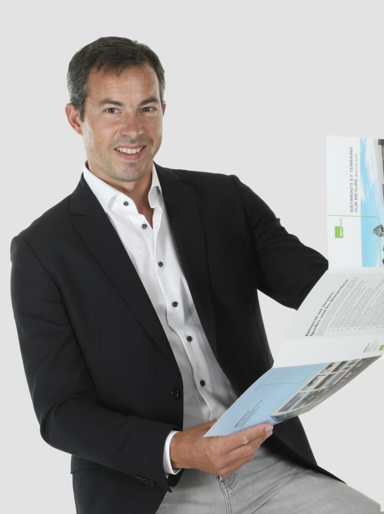 Mathieu Baveye - Project Manager - BVI.BE